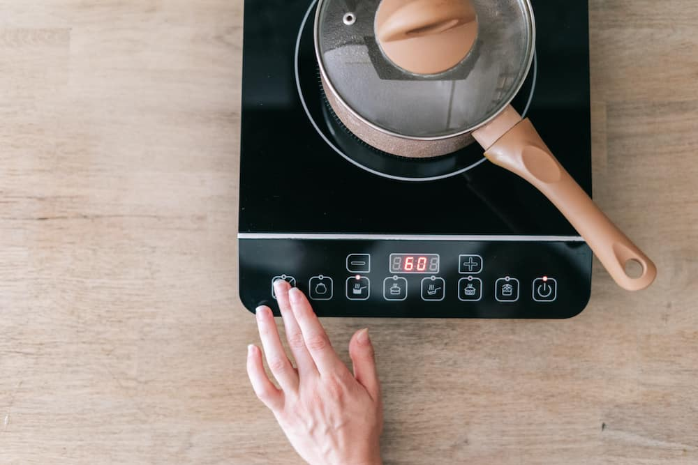 how safe is induction cooking