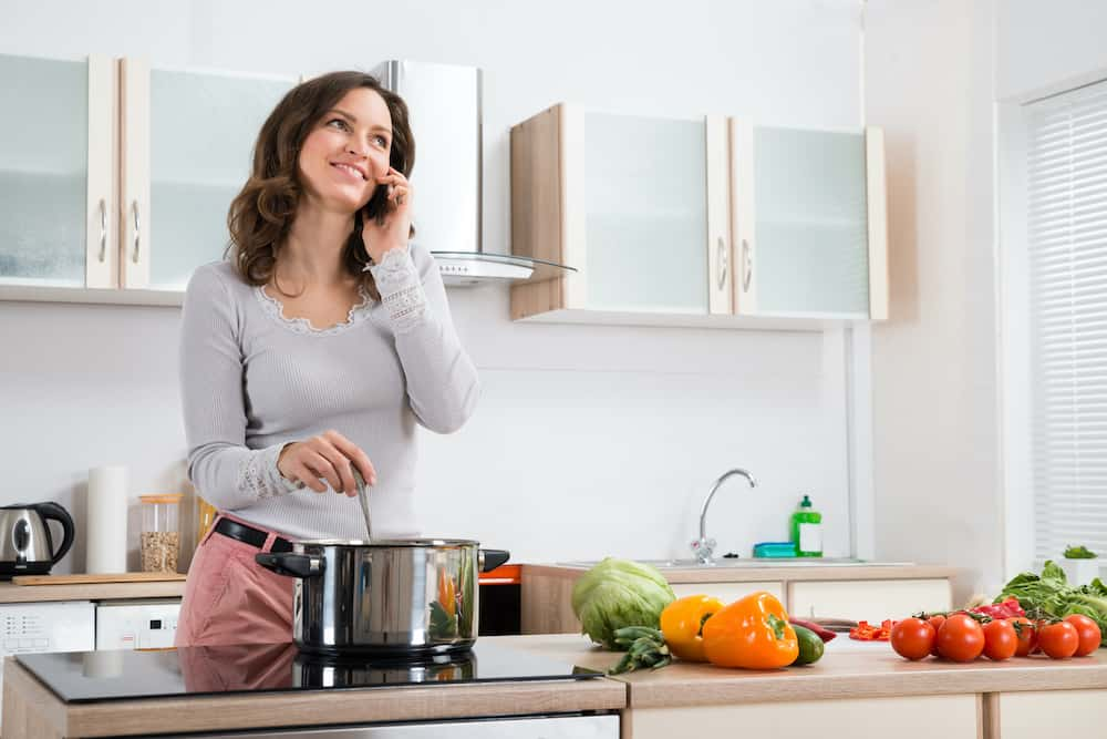 is induction cooking safe for health
