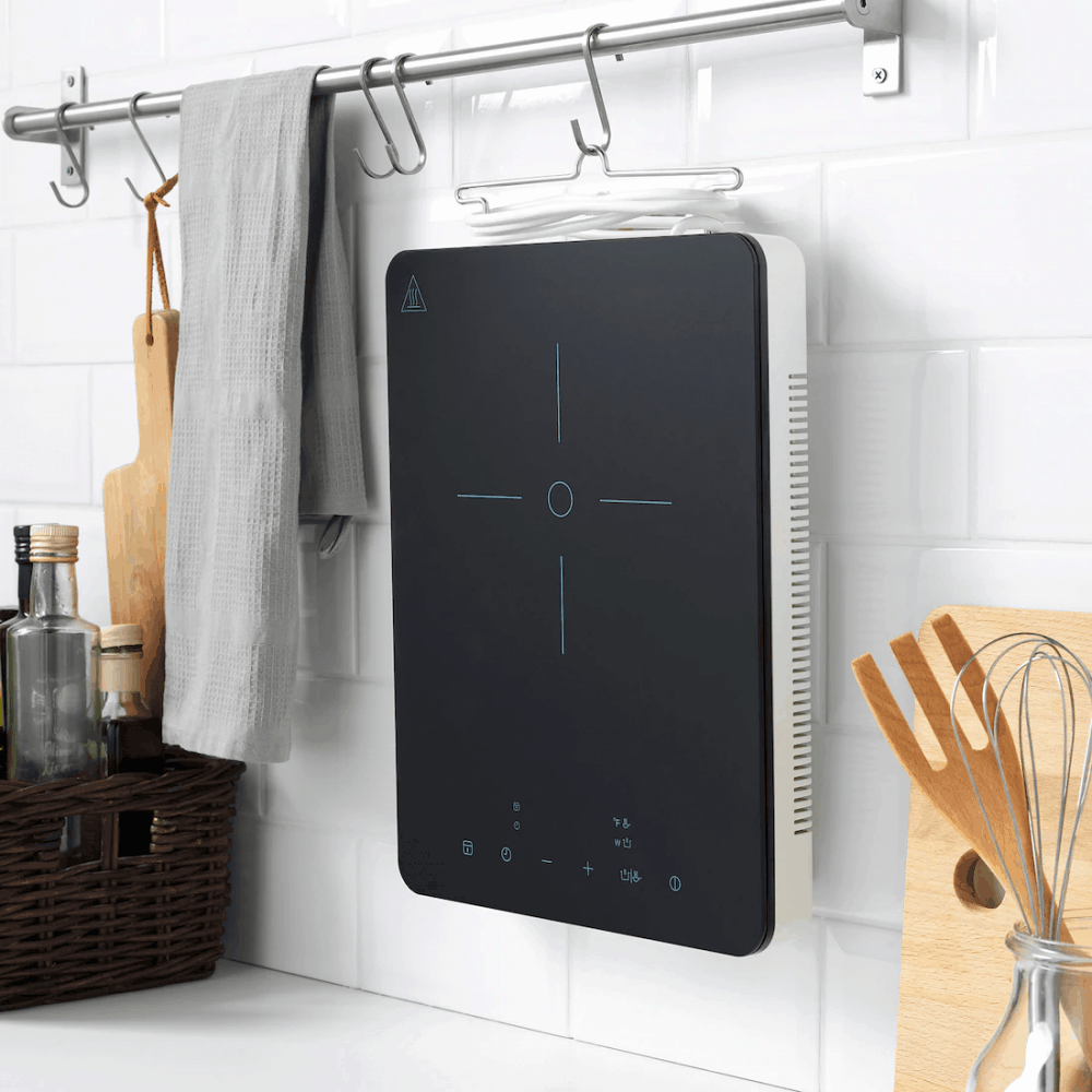 IKEA Portable Induction Cooktop Storage