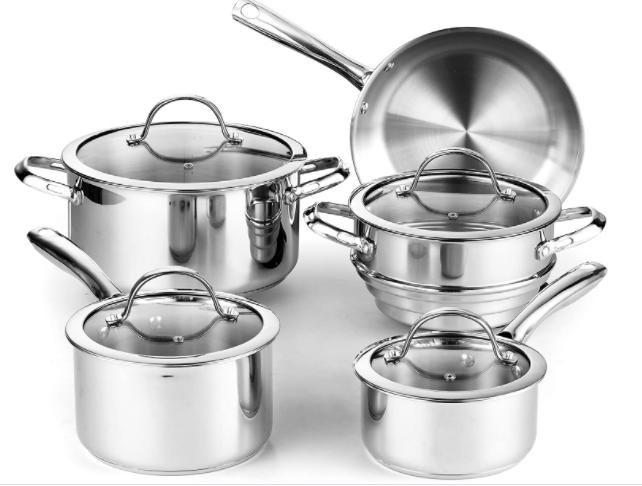 Cooks Standard 9 piece