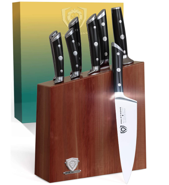 DALSTRONG Gladiator Series 8 Piece Knife Set